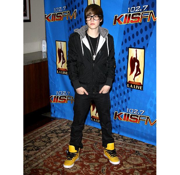 La Fashion Evoluci N De Justin Bieber Sugel Co