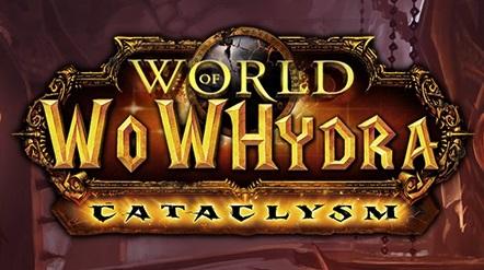 Wowhydra cata logo